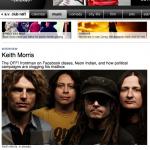 A.V. Club Keith Morris