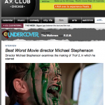 A.V. Club Chicago: Interview - Best Worst Movie Director Michael Stephenson