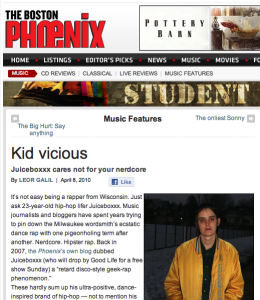 Kid vicious bp
