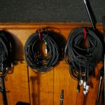 Schubas' audio equipment