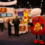 The Jelly Belly team was out in full force